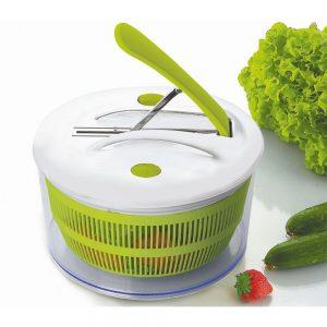 Salad Spinner Via Pedal 16cm