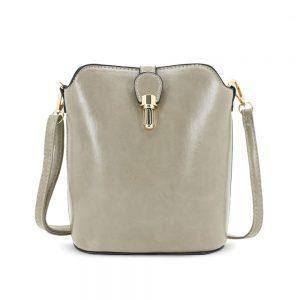 Gessy Handbag in Taupe