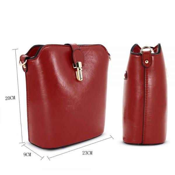 Gessy Wine Handbag