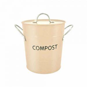 Compost Pail Buttercream