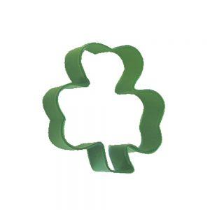 Green Shamrock Cutter