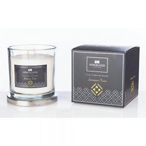 Newgrange Lemongrass Fusion 2 wick Candle