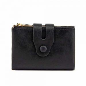 Gessy Black Purse 9 x 12cm
