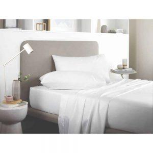 Sheridan Tencel White Superking Flat Sheet