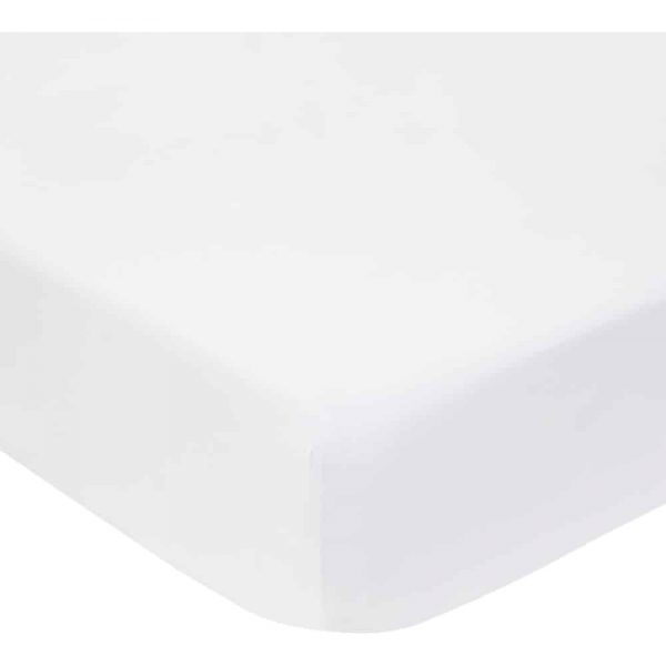 Sheridan 1000 T Count Snow Superking Fitted Sheet
