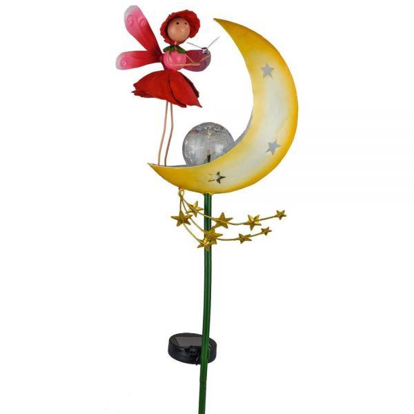 Poppy Solar Stake