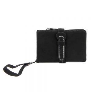 Gessy Purse In Black 9 x 14cm