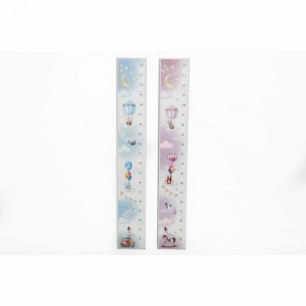 120x12cm Boy or Girl Height Charts