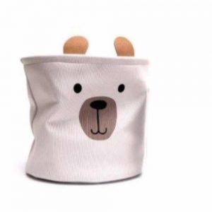 Bear or Rabbit Storage Baskets Large 29x26cm