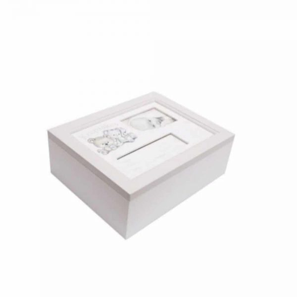 24x19cm Baby Keepsakes Box