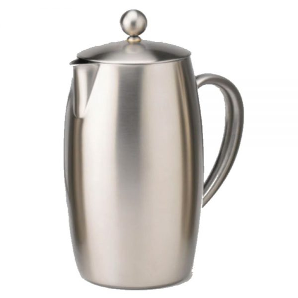 Bellux Satin Cafetiere 8 Cups