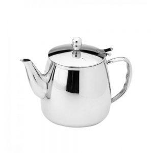 Grunwerg 1L Stainless Steel Teapot 18/10