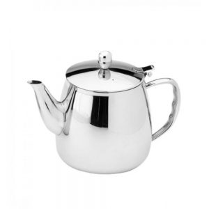 Grunwerg 1.4L Stainless Steel Teapot 18/10