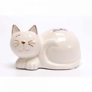 16x10cm Laying Cat Ornament