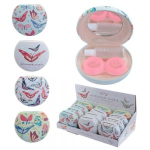 Contact Lenses Case - Butterfly Designs