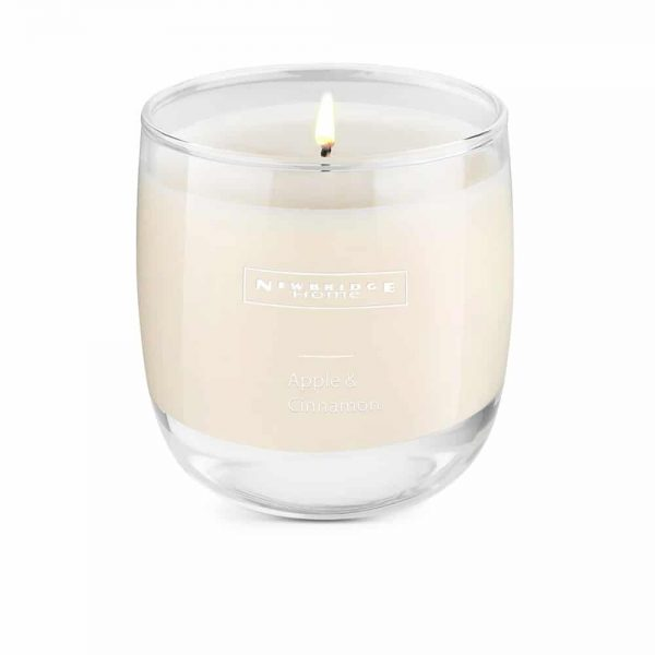Newbridge Candy Apple and Cinnamon Scented Candle