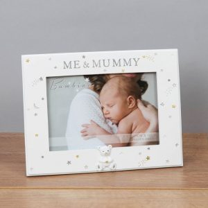 6x4in Bambino Resin Mummy and Me Photo Frame