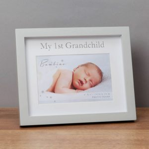 6x4in Bambino My First Grandchild Frame