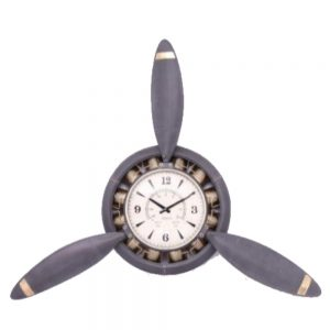 Propeller Wall Clock 118x24x134cm