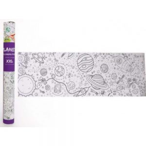 Colour in Planet Poster 160x50cm