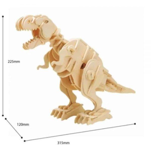 T-Rex Mechanical Walking DIY Model Kit