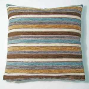 Blenheim Teal Filled Cushion 40x40cm