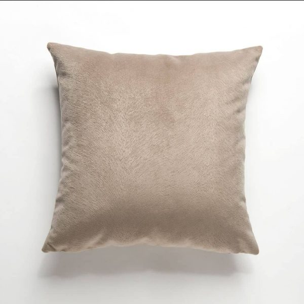 Pisa Biscuit Filled Cushion 40x40cm