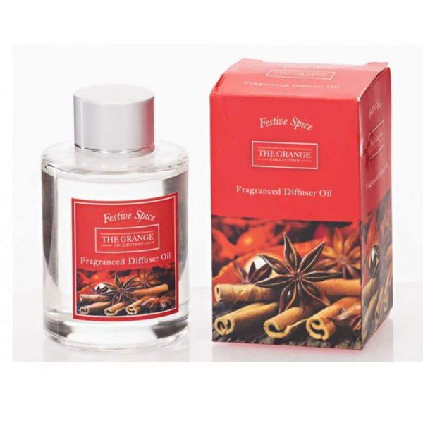 Festive Spice Diffuser Oil