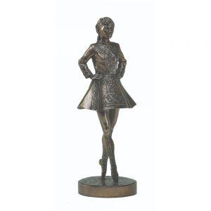 Irish Dancer - Heigh 26cm