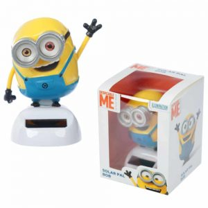 Bob Minions Solar Pal Licensed Design