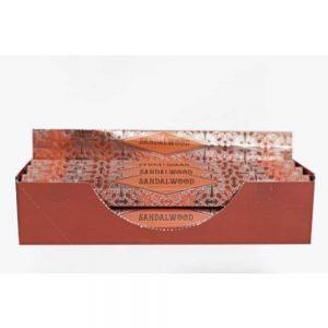 Pack of 20 Sandalwood Incense Sticks