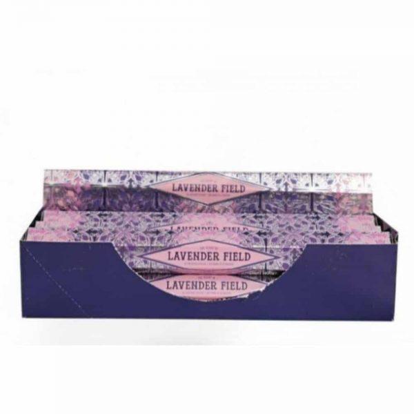 Pack of 20 Lavender Incense Sticks