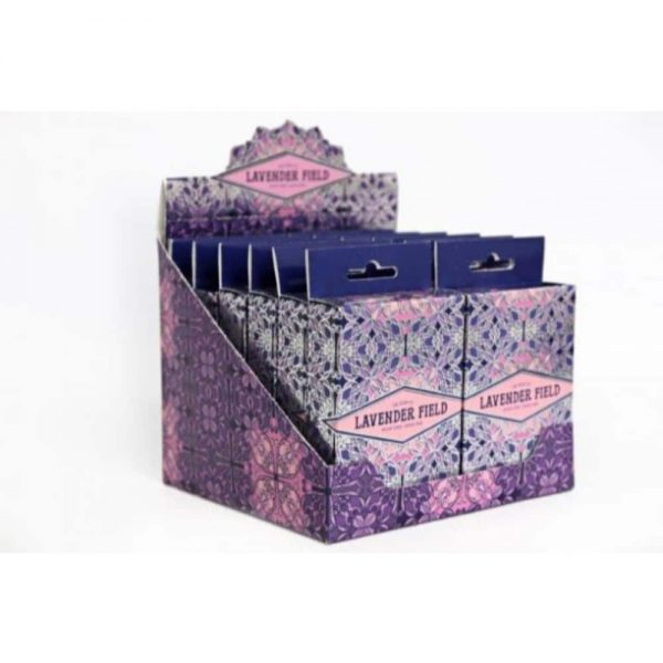Pack of 15 Lavender Incense Cones