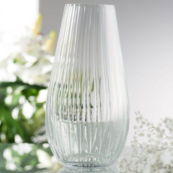 Galway Crystal Erne 12inch Vase