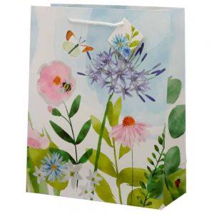 Botanical Garden Gift Bag Large H33cm W26cm D12cm