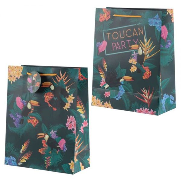 Toucan Party Gift Bag Large
