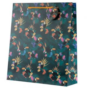 Toucan Party Gift Bag Extra Large