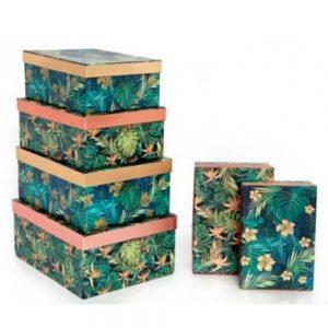 Gold Leaf Box M