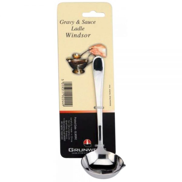 Grunwerg Windsor Gravy Ladle