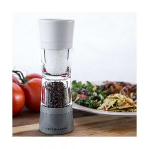 Lincoln Duo 2 in 1 Pepper and Salt Mill