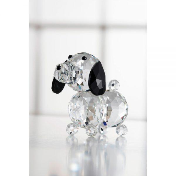 Galway Crystal Dachshund Dog