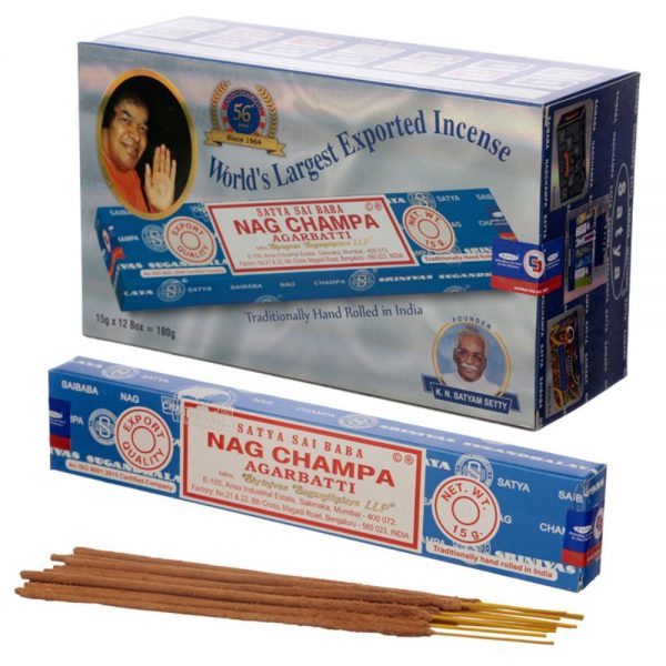 Nag Champa Incense Sticks 15g