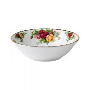 Old Country Roses China Cereal Bowl 16cm