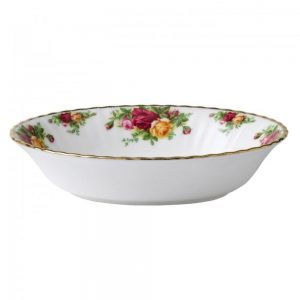 Royal Albert Old Country Roses Vegetable Dish 23cm