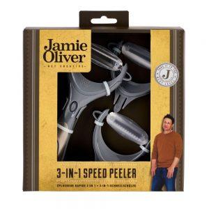 Jamie Oliver 3 in 1 Peeler