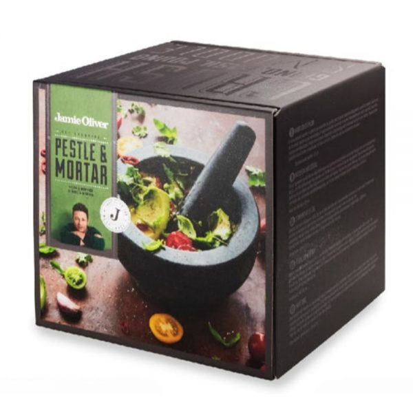 Jamie Oliver Large 20cm Pestle & Mortar
