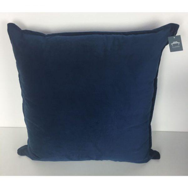 Navy Velvet Cushion Cover 44x44cm