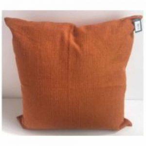 Burnt Orange Cushion Cover 56x56cm
