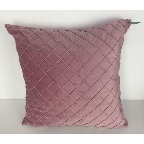 Pink Diamonds Cushion Cover 56x56cm