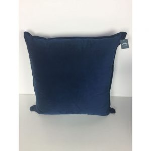 Navy Velvet Cushion Cover 56x56cm